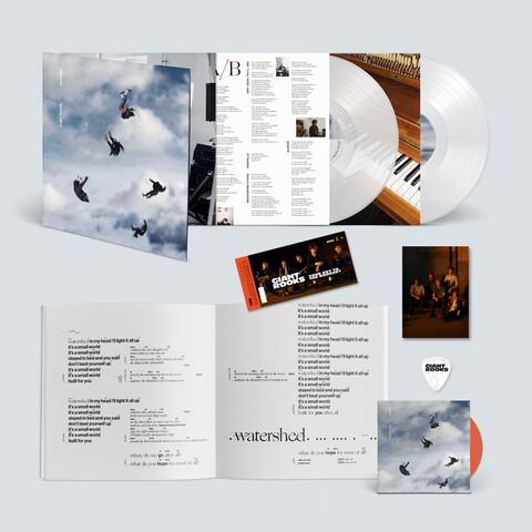 √Rookery (Deluxe 2LP - Ltd. Edition) von Giant Rooks - LP jetzt im Giant Rooks Shop